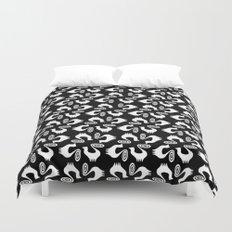 Snooty pattern Duvet Cover