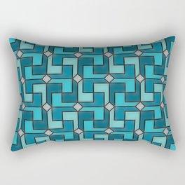 Geometrix XLI Rectangular Pillow