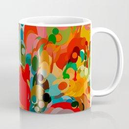 color bubble storm Coffee Mug