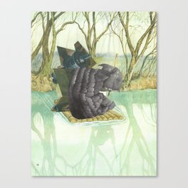 No58 Canvas Print