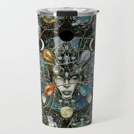 """Astrological Mechanism - Zodiac"" Travel Mug"