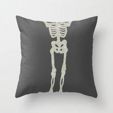 Dead Sexy Throw Pillow