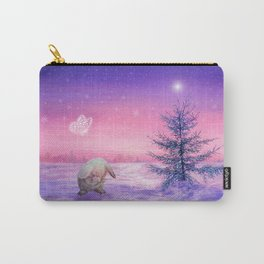 Look Up Bunny! Carry-All Pouch