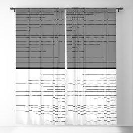 FORWARD / BACKWARD Blackout Curtain