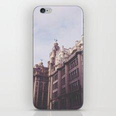 LIFA Of Liverpool iPhone & iPod Skin