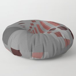 Spacial Thinking Floor Pillow