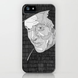 Harry Lime. iPhone Case