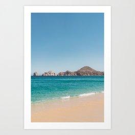 Cabo San Lucas V Art Print