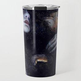 The Taste Of Petrichor Travel Mug