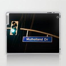 Mulholland Drive Laptop & iPad Skin