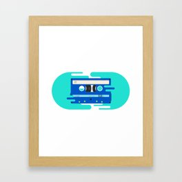 Mixtape 1 Framed Art Print