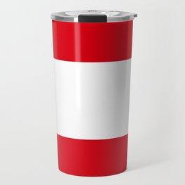 Flag: Austria Travel Mug