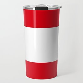 Flag: Austria Travel Mug