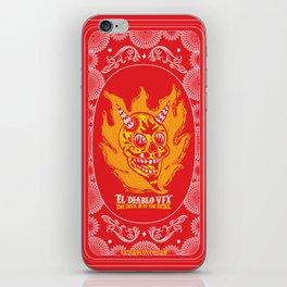 El Diablo VFX  iPhone Skin
