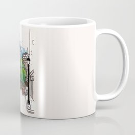 Philippines : Santa Cruz Church Coffee Mug