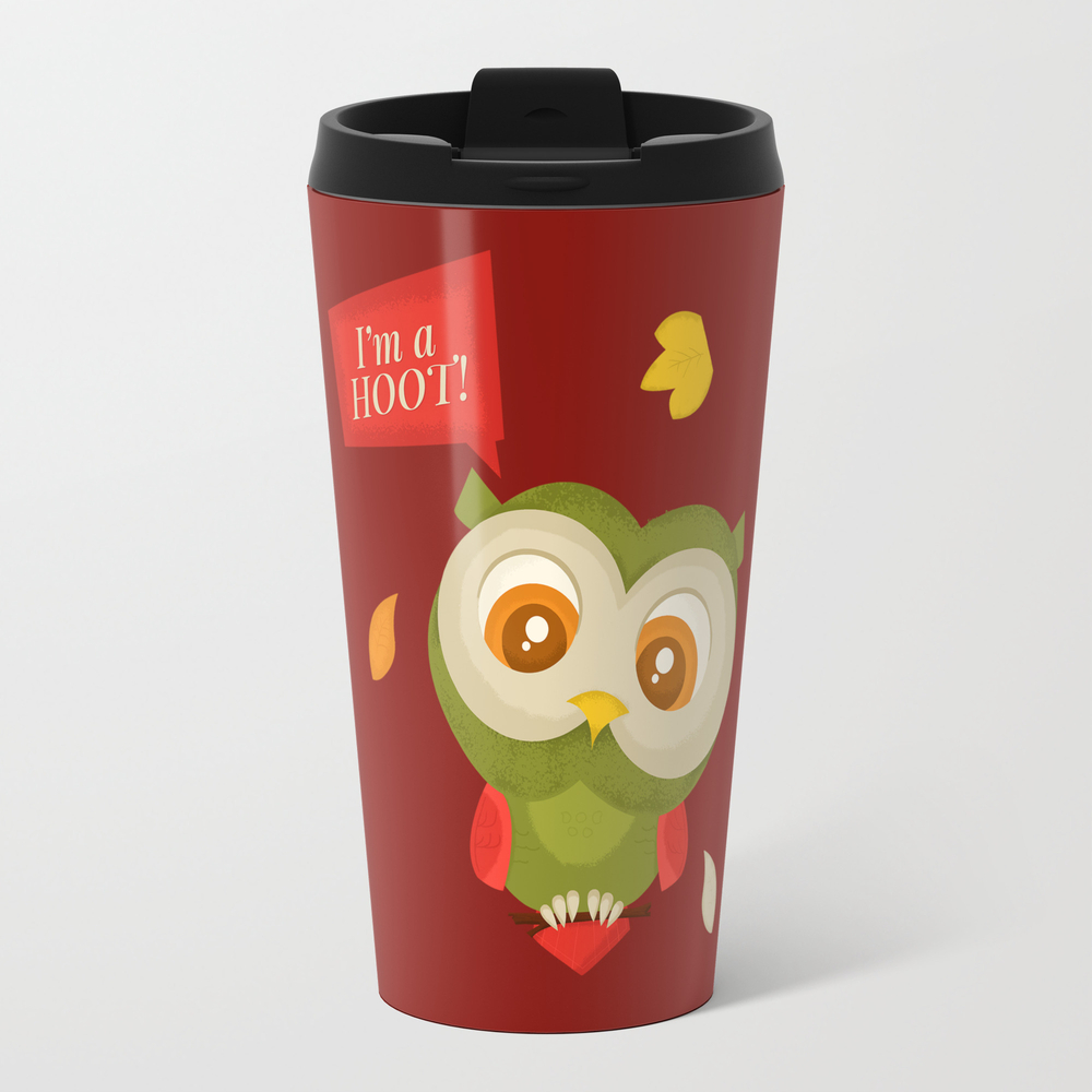 I'm A Hoot! Travel Cup TRM8014509