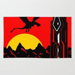 Ark Survival Evolved Poster Rug