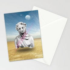 Desert Sculpture Stationery Cards