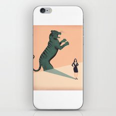 Business Woman iPhone & iPod Skin