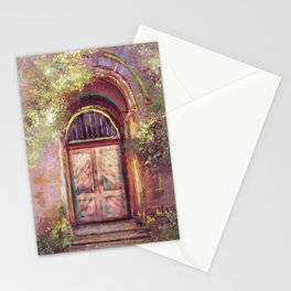 A Beautiful Mystery Stationery Cards