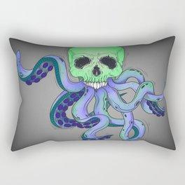 Skull Tentacles Rectangular Pillow