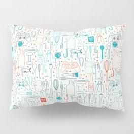 Men hobbies Pillow Sham