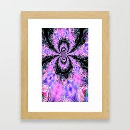 Cosmic Caterpillars Framed Art Print