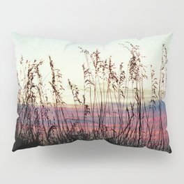 Sea Oat Sunrise Pillow Sham