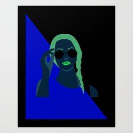 RayBan Art Print