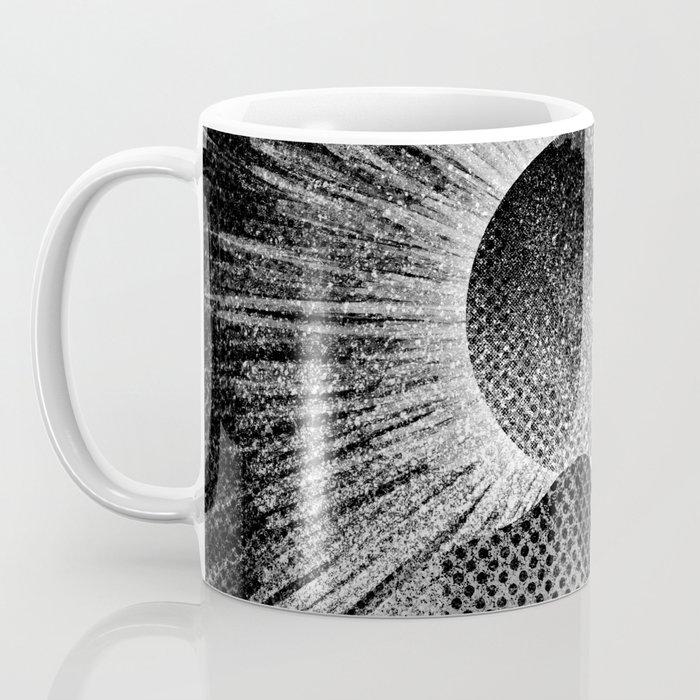 As a sun burst Coffee Mug