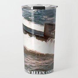 USS ETHAN ALLEN (SSBN-608) Travel Mug