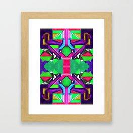 二十三 (Èrshísān) Framed Art Print