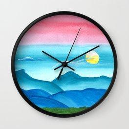 Autumn Moon Festival Wall Clock