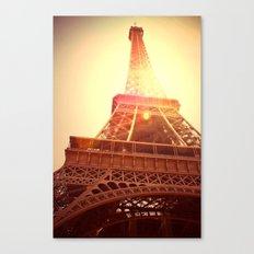 Eiffel Tower II Canvas Print
