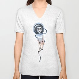 Lost out of the dream Unisex V-Neck
