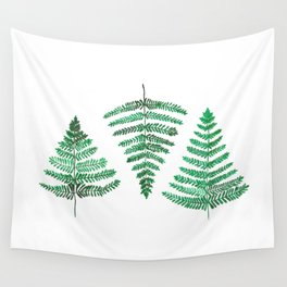 Fiordland Forest Ferns Wall Tapestry