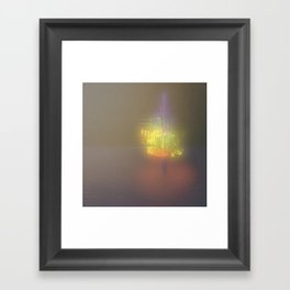 A Haven For Laughing Souls Framed Art Print
