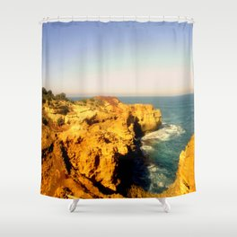 Great Southern Ocean - Australia Shower Curtain
