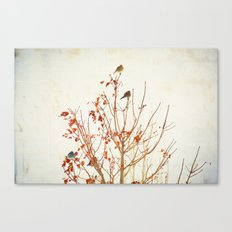 Snowed In Canvas Print