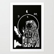 SINGLE Art Print