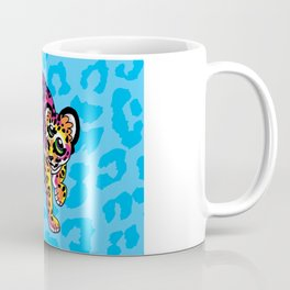 Oracular Leopard Cub Coffee Mug