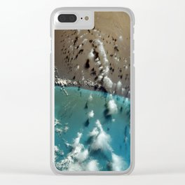 Florida Straits Clear iPhone Case