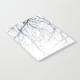 BLACK BRANCHES Notebook