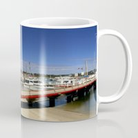 bicycle Mugs featuring Bicycle  by Chris' Landscape Images & Designs