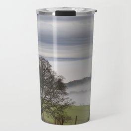 Misty Panorama Travel Mug