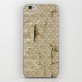 OLD WALLPAPER iPhone Skin