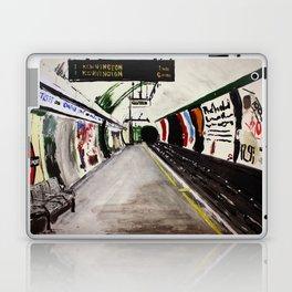 London Underground Goodge Street Laptop & iPad Skin