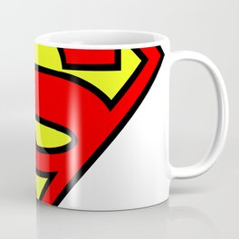 superman logo Coffee Mug