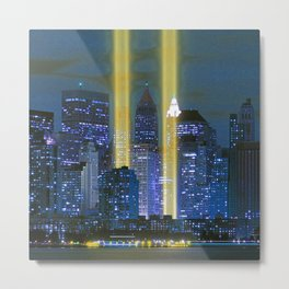 New_York_2014_1207 Metal Print