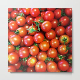 Totally Tomato Metal Print